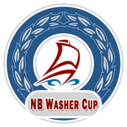 nb washer cup logo